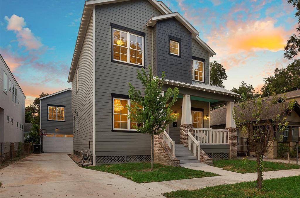 Dreamworthy Home in Coveted Houston Heights