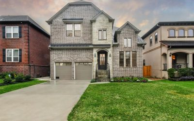 Lavish Crestone Home in Bellaire