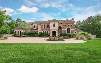 Spectacular Estate in High Meadow Ranch